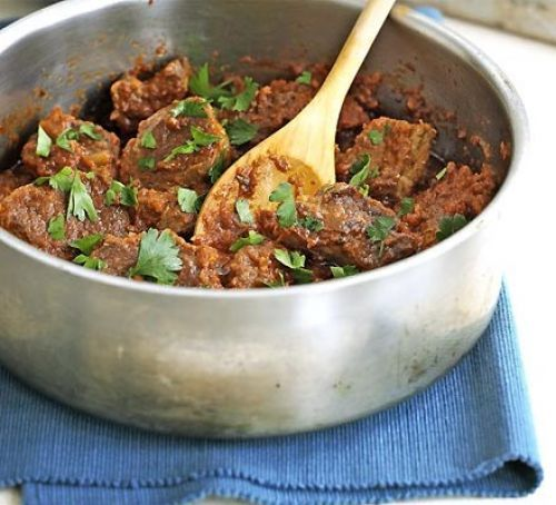 Healthy Dinner Recipe: Moroccan Lamb (5 Ingredients or Less) 2